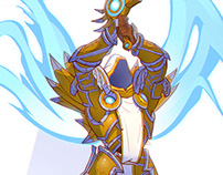 Week 5: Tyrael. Archangel of Justice. 1/4