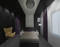 Design interior vila moderna in Bucuresti