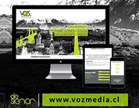 Voz Media Web