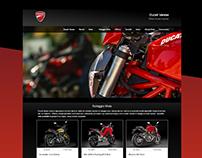 Ducati Varese website