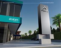 Al Salam Hospital Branding Case Study.