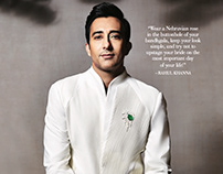 Rahul Khanna for Brides Today