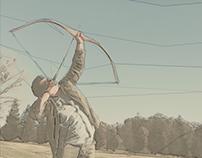 Sketchy Archer