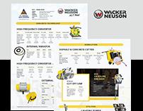 WAHANA (Wacker Neuson) - Product Brochure