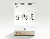 Gopher x Chong Sui Ming - Calendar 2015