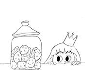 What do princesses do? (Children'd Book Dummy)