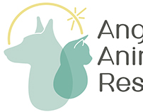 Angel's Animal Rescue logo redesign