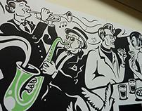 Datapath Visual Signage Mural