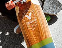 Arbor Downhill Series Skateboards