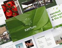 Santum Sales Deck