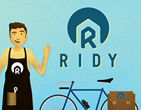 RIDY - Motion Design