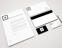 Iris Rebelo - Branding and Stationary