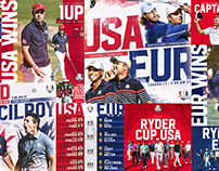 2018 Ryder Cup Graphics Package