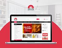 Delfa - Online Store
