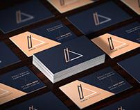 Business Card Mockup Ultra Realistic