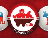 O Subsídio RFM