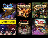 Roll20 Creations / Banners