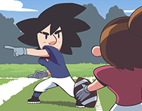Game Grumps Animated - Football