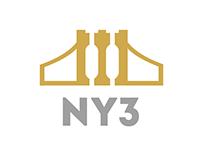 NY3 Logo