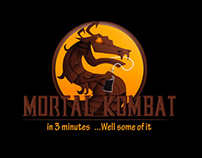 Mortal Kombat in 3 minutes