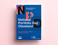 2017 National Portfolio Day
