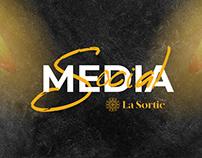 La Sortie | Social Media Designs