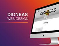 Website - Dionaeas