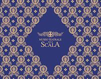 Museo Teatrale alla Scala. Branding + visit guidebook.