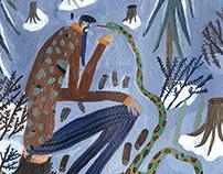 Šuma Striborova / illustration