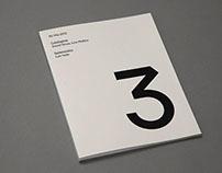 Catalog for the Lecture Series »Stilvorlagen«