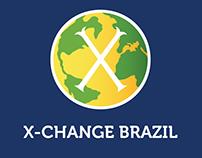 Redesign da marca X-Change Brazil