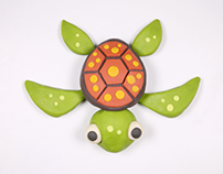 Dennis the Turtle