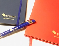 FUMEC.org Moleskine promotional products