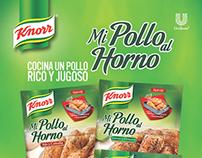 Unilever - Mi Pollo al Hrono