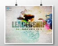 Leadership Calendar Design for Telenor