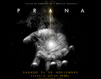 PRANA (Digital flyer) Artwork Design