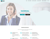 CLEARCALL website for Paraguay