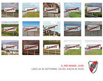 Club Atletico River Plate - Gráfica