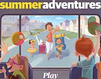 Summer Adventures (Washington Post Express)