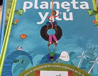 """Enciclopedia ambiental infantil """"El Planeta y Tú"""""""