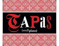 Tapas Recipes Brochure Cover