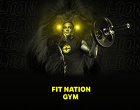 FIT NATION GYM | Brand