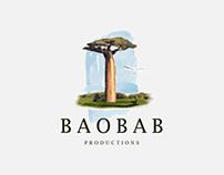 Logo Baobab Productions