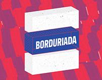 BORDURIADA identity and poster design
