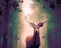 Deer Hunter / Artwork