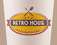 RETRO HOUSE pizza bar & grill