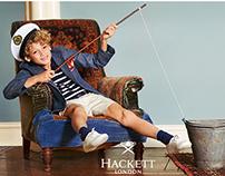 Hackett SS 14 Campaign