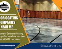 Floor Coating Companies near me