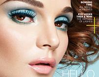 Eye Lash Mag cover