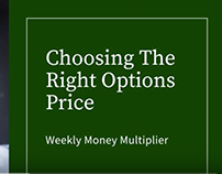 Choosing The Right Options Price